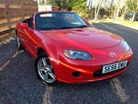 Mazda MX-5 2.O LTR CONVERTIBLE 2007 , FULL MAIN DEALER SERVICE HISTORY FROM NEW