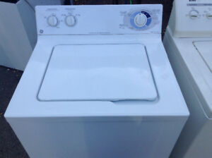 Super capacity GE washer, with 6 month warranty