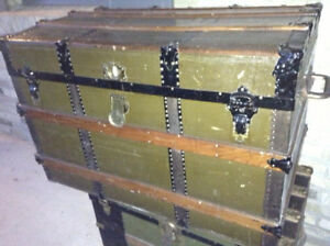 Fabulous large sized trunk for sale