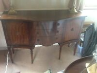 Sideboard or drinks cabinet