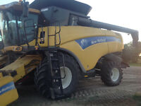 Combine for sale