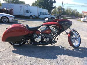2013 custom build Bagger Redneck Prostreet S&S , Baker 6 spd