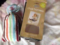 Gro chair harness