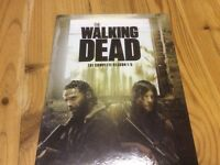 Walking dead collection DVD season 1-5