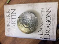 Game of Thrones: A Dance with Dragons, George RR Martin, Book 5