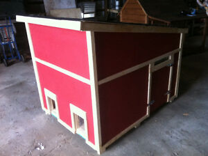 Custom Dog / Pet Houses - luxury and basic! London Ontario image 10