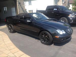 2006 Mercedes clk 350 cabriolet (BMW 328 Slk eos c70 mustang 335