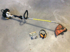 STIHL Gas Grass Trimmer
