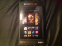For sale Kindle fire HDX