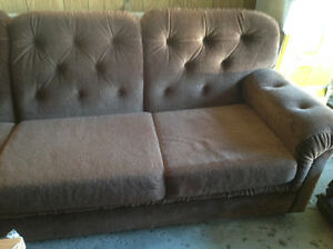 SOFA REDUCED PRICING $75 - FOR IMMEDIATE SALE Peterborough Peterborough Area image 1