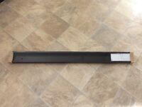 Ikea picture shelf. Colour black. Still packaged.