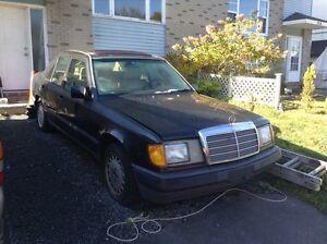 1986 Mercedes 300E