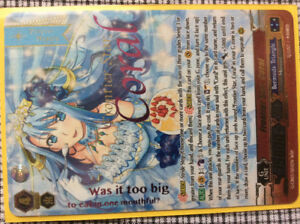 Cardfight Vanguard WSP Frontier Star, Coral