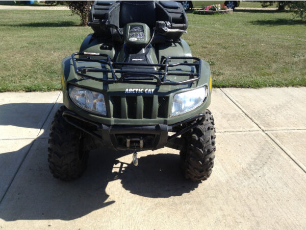 Used 2009 Arctic Cat 700 h1 efi