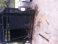 Horse trailer as is