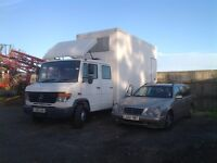 Mercedes EMAIL RESPONSE REQUIRED, PRICE DROP.814d 2003