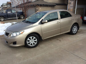 2010 Toyota Corolla Senior Owned,Very Clean, Remote Srart