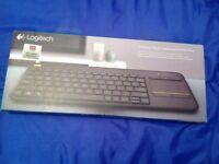 Logitech k400 plus (new)