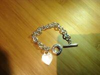 Tiffany Toggle Bracelet