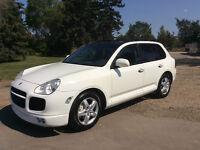 2005 Porsche Cayenne, Auto, AWD, Leather/roof, 122k, $13,500