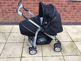 Silver cross pram / push chair