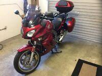 Honda CBF 1000cc