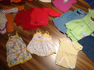 Lot de vêtements 24 mois FILLE