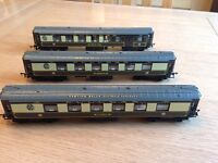 Hornby Pullman coaches Ltd