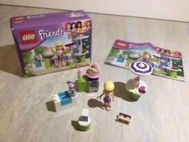 Lego Friends 3930 Stephanie's Outdoor Bakery