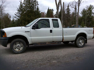 2006 Ford XL Crew Cab 4x4