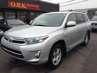 Toyota Highlander AWD 7PASS CAMERA DE RECUL 2012