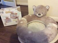 Mothercare sit me up cosy nest/play area. Excellent condition.