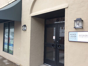 Prime office space in downtown fredericton