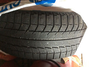 Michelin ice winter tire 205/55r16