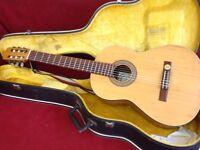 C F Martin Organisation ( Vega/Alpha) nylon string acoustic guitar-very collectable