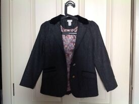Beautiful black girls fitted jacket from Monsoon