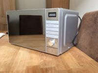 For Sale - Stainless steel microwave, 700W £25 or next offer