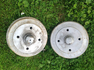 VW Aircooled Beetle Front Brakes