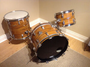 ROGERS Drums Power Tone model 'Koa' finish available in Toronto