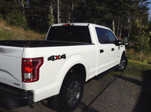 2016 F150 XLT ECOBoost Supercrew 6.5' box, Tow Package