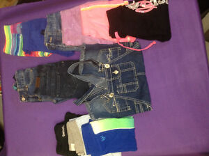 Assorted girls clothes Cornwall Ontario image 1