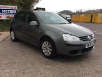 Volkswagen Golf 1.6 FSI ( 115PS ) 2004MY SE