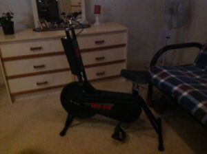 Stepper, elliptical machine ,exercise bike