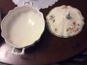 Johnson Brothers bowls,  with covers