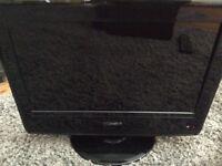 TV freeview HMDI Flatscreen