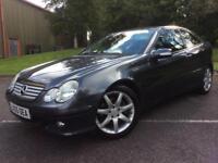 Mercedes-Benz C230 2.5 7G-Tronic automatic 2006MY SE