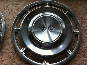 1960 Chevrolet Wheel Covers London Ontario image 1