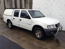2002 Holden Rodeo LX AUTO LPG & PETROL DUAL-CAB Ute Kirrawee Sutherland Area Preview