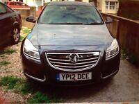 This amazing car with sat nav and it has warranty till next October.