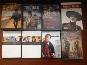 Older rare dvd Boxsets -all like new and hard to find